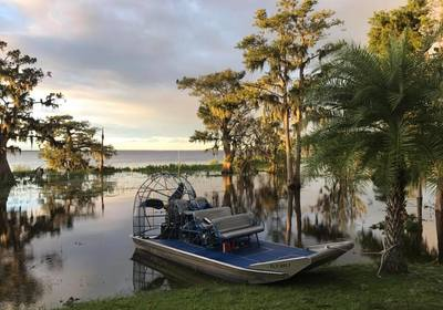 Tips for Fall Orlando Airboat Rides at The Black Hammock
